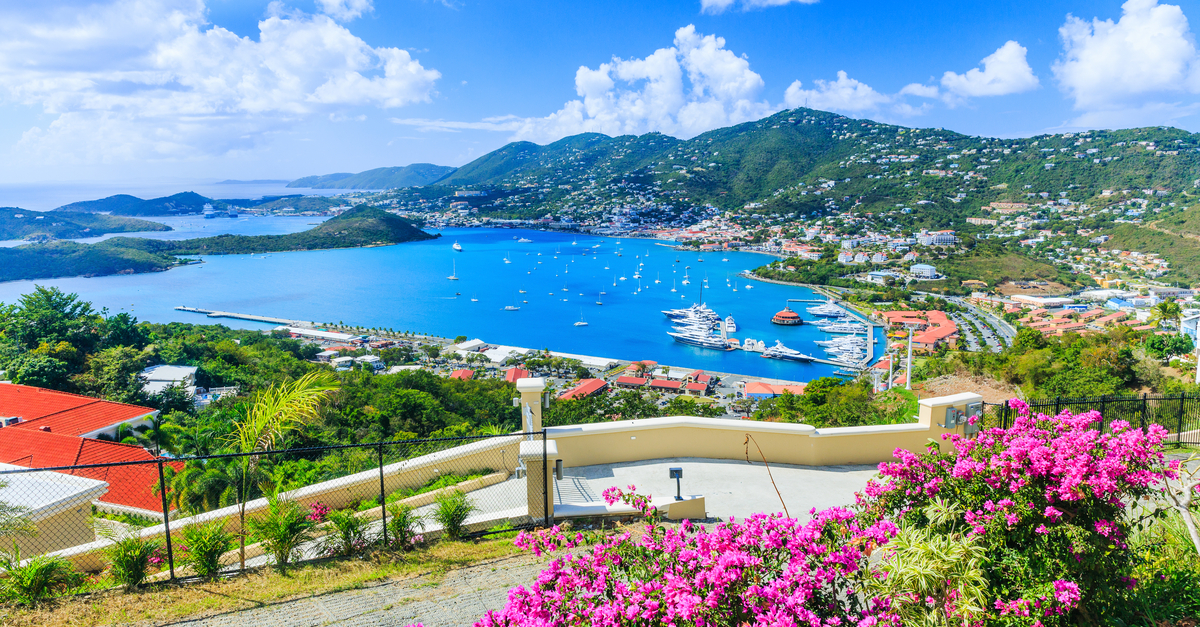 On and Around St. Thomas