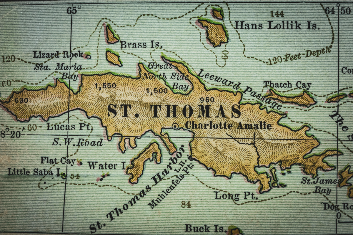 Top St. Thomas Landmarks And Locations